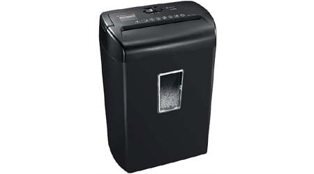 Bonsaii 10-Sheet Cross-Cut Paper Shredder