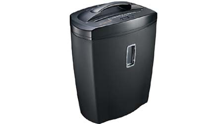 Bonsaii DocShred 8-Sheet High Paper Shredder