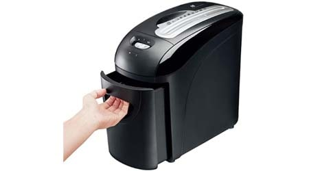 KODAK 8 Sheet, Cross-Cut Paper Shredder